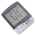 USD $ 10,95 - Digitales LCD Thermometer & Hygrometer TA218D