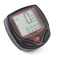 Buy Bike Computer,Digital LCD Cycle Computer Bicycle Speedometer 13 Functions Odometer Speed