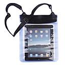 Vedenkestävä kotelo Apple iPad 2/Playbook/Xoom/Streak/muille tableteille (sininen)