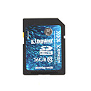 16GB Kingston SD/TF SDHC Memory Card (Class 10)