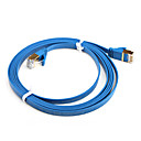 High Speed Power Sync Network Cat6e Cable - C6A02FL