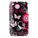 Case para iPhone 3G, 3GS - Flor e Borboleta