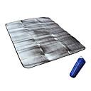 viaggiare tappeto impermeabile in alluminio per la spiaggia, prato, dormire e pic-nic (piccolo)