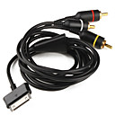 HDTV TV AV Video Cable For Samsung Galaxy Tab P1000