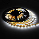 5m 5w 300x3528 SMD wit licht flexibele led strip lamp (DC 12V)