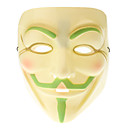 Glow-in-dark Mask of V for Vendetta