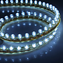 Waterproof 48cm 48-led wit LED strip licht voor in de auto (12V)