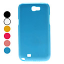 Simple Style Soft Case for Samsung Galaxy Note 2 N7100 (Assorted Colors)