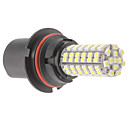 9004 5W 96x3528 SMD 280LM Natural White Light LED Bulb för Car dimljus (12V)