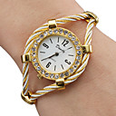 Women's Watch Diamante Case Elegant Alloy Bracelet Cool Watches Unique Watches