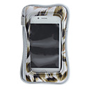 Tiger Skin Pattern Neoprene Pouch for iPhone 5/5S and Others