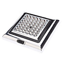 42-LED White Light Square Car Indendørs Reading Lamp (12V)