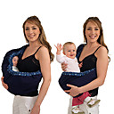Safe and Comfortable Cotton Baby Carrier for Travel