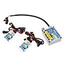 12V 35W H8 HID 제논 램프 변환 장비 세트 (AC 12V 두꺼운 밸러스트)
