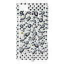 Pearl ja Diamond Pattern Hard Case kanssa tekojalokivi Blackberry Z10