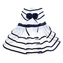 Dog Dresses - XS / S / M / L / XL - Summer - Blue - Cosplay - Terylene