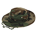 Outdoor Militær og taktisk Applications Soldier Brimmed Hat (Camouflage)