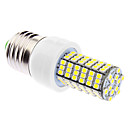 Buy DAIWL Dimmable E27 6W 120xSMD3528 400-500LM 5500-6500K Natural White Light LED Corn Bulb (85-265V)