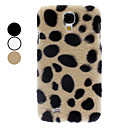 Leopard Spot Pattern Case for Samsung Galaxy S4 I9500 (Assorted Color)