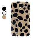 Leopard Spot Pattern Case voor Samsung Galaxy I9500 S4 (assorti kleur)