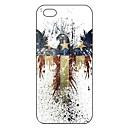 Nova tecnologia Hot vender colorido 3D caso tampa do telefone celular escultura para iphone4/4s 12