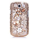 Luxury Sachet Jewel Back Case for Samsung Galaxy S3 I9300