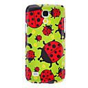Cartoon Ladybug Pattern Hard Case for Samsung Galaxy S4 mini I9190