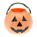 Plastic Pumpkin Bucket (Large)