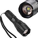 SingFire SF-721 5-Mode Cree XM-L T6 Zoom LED Flashlight (800LM, 1x18650, Black)