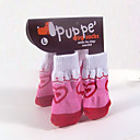 Lovely Cotton Sock Pet Socks Anti-Slip for Pets Dogs and Cats