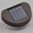White Light LED Solar Light Polku Wall Landscape Mount puutarha-aita Light