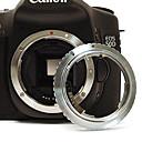 Olympus OM lens canon eos ef mount adapter met elektronische / focus oneindig 60d 50d 40d 600d 550d 500d 450d 1100D