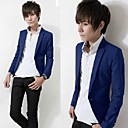 Men's New Arrive Fashion Slim Casual Blazer Coat