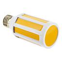 E26/E27 9 W COB 900 LM Warm White T Corn Bulbs AC 220-240 V