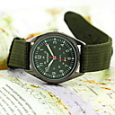 Men's Watch Military Water Resistant Fabric Strap