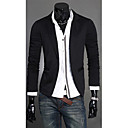 Uomo Slim Fit Knit Blazer