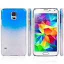 Gradual Change Droplets PC Material Shell Back Cover Suitable for Samsung Galaxy S5 I9600