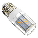 E26/E27 5W 78 SMD 3014 936 LM Warm White T LED Corn Lights AC 85-265 V