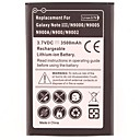 3500mAh Replacement Battery for Samsung Galaxy Note III /N9000/N9005/N900A/N900/N9002