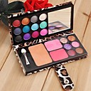 12 Color Eyeshadow Palette Professional Makeup Kit Cosmetic Blusher Powder Palette SV003816