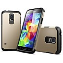 Tough Armor Hard  Phone Back Cover Case for Samsung Galaxy S5 I9600  (Assortted Colors)
