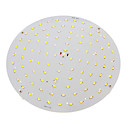 30 W 96 SMD 5730 2800-3200 LM Cool White Decorative Ceiling Lights AC 100-240 V