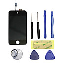 Replacement LCD Screen and Digitizer Assembly with Tools for iPod touch 4 (Assorted Colors)