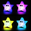 Star Rotocast Color-changing Night Light(Random Color)