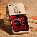 Case Retour TPU coloré Motif Sexy Lady pour iPhone 5/5S