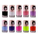 1kpl Candy väri ympäristönsuojelun kynsilakka no.1-17 (valikoituja väri)