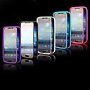 Solid Color Full Body Case for Samsung Galaxy S4 Mini I9190 (Assorted Color)