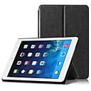 Affaire Full Body Vouni série de Mode en cuir PU avec support pour iPad Air (couleurs assorties)