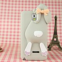 Bao Tooth Rabbit Pattern Silicone Case Soft Case for Samsung Galaxy Note3(Assorted Color)