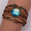 eruner®handmade mode kvinders smukke galakse kosmiske månen armbånd